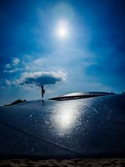 PhoTones Works #9088 (TAKUMA KIMURA) Tags: photones olympus air a01 takuma kimura 木村 琢磨 landscape nature 風景 景色 自然 solar silhouettes humanities kids kagawa mangan park 太陽 シルエット 人 人影 子供 香川 まんのう公園