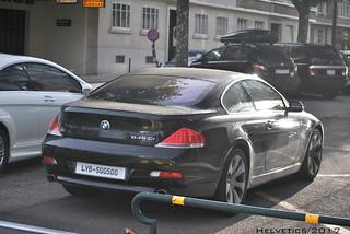 BMW 6-Series - Libya