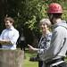 PM visits NCS Woodlands Outdoor Education Visit