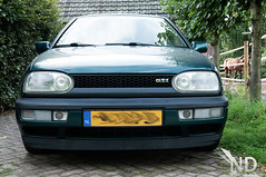 Golf MK3 GTI Mesh Grille (ND-Photo.nl) Tags: vw volkswagen golf mk3 gti 20 8v agg 1992 1996 mesh grille jom 1h6853653moe abs plastic