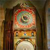fifteenth century clock (atsjebosma) Tags: clock planetarium details ancient old oud antiek klok calender kalender lund cathedral sweden zweden atsjebosma summer july juli coth5