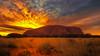 20170612-066-Uluru Sunrise-Edit.jpg (Brian Dean) Tags: ulurusunrise phototravel flickrposted slideshow nt photocourse digitaldreamtime austgeo beautynatureposted portfolio