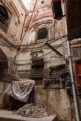 0F1A1772 (Liaqat Ali Vance) Tags: pre partition home havely architecture architectural heritage chowk nawab sahib lahore google liaqat ali vance photography archive abandoned asia walled city old buildings