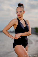 Natalie (dgwphotography) Tags: portrait beauty beautiful shoreline beach bikini 70200mmf28vrii nikond600 walnutbeach