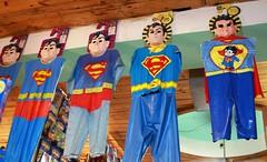 Masks (Emily K P) Tags: metropolis superman dc comics supermuseum costume mask vintage creepy collection memorabilia