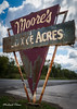 Moore's Antique Acres (makleen) Tags: brewerton mooresantiqueacres newyork onondagacounty route11 sign signs vintagesigns newyorksigns newyorktravel abandoned rusty antiques trianglesign