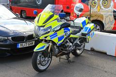 Dorset Police BMW R1200Rt Roads Policing Unit Traffic Bike (PFB-999) Tags: dorset police bmw r1200rt roads policing unit rpu traffic bike motorbike motorcycle grilles stemlight leds hf15ayt rockingham raceway bikesafe 2017 northampton