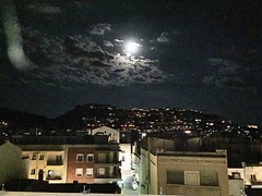 Full Moon (nabildrissi) Tags: iphone6 iphone picture photo photography photographie lune moon espagne spain rosas