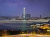 P8310004 (kkanok403) Tags: olympus em5markii m17mm f18 thunder live compost hong kong icc lightning