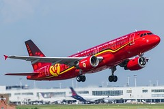 Brussels Airlines Red Devils Livery / OO-SNA / Airbus A320 / EBBR-BRU 07R / © (RVA Aviation Photography (Robin Van Acker)) Tags: brussels airport planes trafic airlines avgeek airliner outdoor airplane aircraft vehicle jetliner jet jumbo air photography aviation aviationphotography