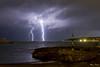 Orage sur la côte Toscane. 10/9/2017 (MarKus Fotos) Tags: orage orages storm foudre italy italie italia toscane thunder thunderstorm thunderstrike tempete lightning eclair éclair éclairs tuscany see sea mer ngc blitz temporale tormenta