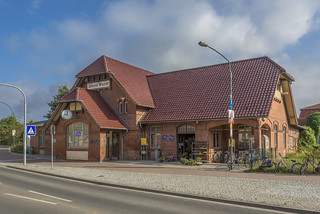 Wismar - The Station