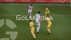 Villarreal CF C 1-0 CD Roda (09/09/2017), Jorge Sastriques