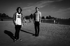 Lads pt. I (andy.meanwhiler) Tags: helsinki finland dslr canon700d black white bw gray grey street photography people guys man men boy boys guy city urban beach eira seaside pose landscape skate style