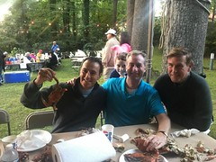 """Mason Democrats crab feast • <a style=""""font-size:0.8em;"""" href=""""http://www.flickr.com/photos/117301827@N08/37026827831/"""" target=""""_blank"""">View on Flickr</a>"""