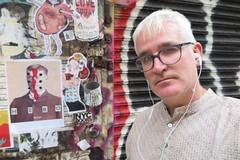 IMG_0837 (Mud Boy) Tags: newyork nyc chelsea manhattan clay clayhensley clayturnerhensley contemporaryartscene art streetart graffiti
