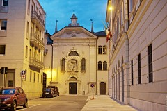 2017-07-09 at 21-41-44 (andreyshagin) Tags: trento italy architecture shagin andrey summer nikon daylight d750 trip travel town tradition low lowlight night