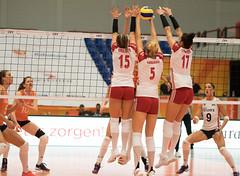 49150246 (roel.ubels) Tags: nederland oranje holland polen poland polska amsterdam sporthallen zuid volleybal volleyball oefenwedstrijd sport topsport 2017