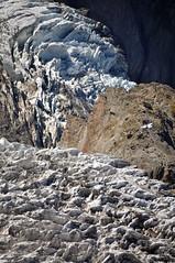 Glacier (thomaspollin [thanks for 2 million views !!!]) Tags: thomaspollin thomas pollin europe europa france frankreich auvergne rhône alpes auvergnerhônealpes rhônealpes alpen alps haute savoie hautesavoie chamonix aiguille midi aiguilledumidi massif mont blanc montblanc massifdumontblanc