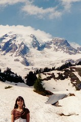 Mt. Rainier National Park (Stabbur's Master) Tags: washingtonstate glacier nisquallyglacier volcano nationalpark usnationalpark mtrainier mtrainiernationalpark