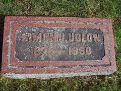 Gravestone - Simon John Uglow