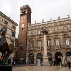 Column (Navi-Gator) Tags: column architecture italy verona