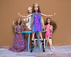 Showtime, Pt. 2 (fashionisto2k) Tags: f2k beyonce britneyspears britney jenniferlopez jlo dolls