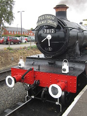 IMG_7294 - GWR 7800 'Manor' Class 7812 Erlestoke Manor (SVREnthusiast) Tags: severnvalleyrailway svr severnvalley severn valley railway gwr7800manorclass7812erlestokemanor gwr 7800manorclass 7812 erlestokemanor autumngala2017