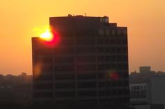 sunrise over East Dallas Texas 2nd day of Fall 2017 (5) (Learn, Love, Conserve) Tags: sunrise texas dallas sun