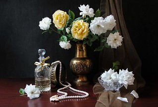 Perfume of a Rose
