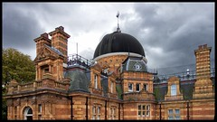 Royal Observatory South Building (lostolmos) Tags: architecture greenwich london observatory planetarium williamcrisp