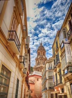Street in Malaga