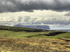 The cliffs of Yesnaby (Digidoc2 - BACK) Tags: foreboding cliffs rural storm fields seascape green grass coastline clouds stones island sea landscape sky