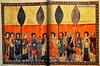 542  - Beato – Doce Apóstoles – Centro de Estudios Lebaniegos – Potes (Cantabria) - Spain.- (ELCABALLOALVARO) Tags: beato apostoles apostles centroestudioslebaniegos potes cantabria spain beatodeliébana liebana apocalipsis juan toribio beatos manuscritos iconografia santiago spania hispania iacobus torre infantado facsimil facsimiles elcaballoalvaro romanico roman romanesque medieval pintura predicar beatus apocalypse john manuscript codices iconography joyas jewels historia history lebanese tower libros books beatodeliebana