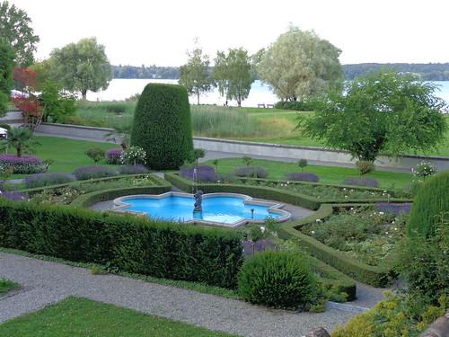 Seeburg Castle Garden