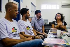 Visita da Prefeitura de Mariana