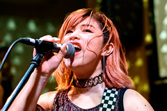 ORESKABAND (iCas - guitar/vocals) (Dakiny) Tags: 2017 summer august japan night tokyo shibuya city street music live rock bad ska people girl portrait nikon d750 nikkor 50mm f18 afsnikkor50mmf18g nikonafsnikkor50mmf18g nikonclubit