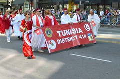 2017 International Parade of Nations (seanbirm) Tags: internationalparadeofnations lionsclub lcicon lions100 lionsclubinternational parades chicago illinois usa statestreet statest weserve tunisia