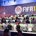 FIFA 18 Gaming-Bühne