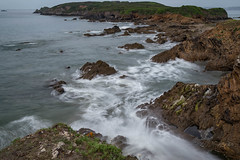 Fort of the island of the Aber (khan.Nirrep.Photo) Tags: océan finistère falaise seascapes bretagne breizh canon canon6d fortification fortin
