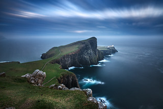 Long Exposure at Neist Point