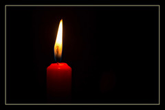 Candlelight (Daniela 59) Tags: candle light candlelight darkness flickrfriday inthecandlelight stilllife closeup danielaruppel