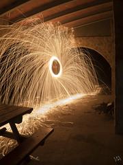 Lanas (:) vicky) Tags: lana fuego luz vickyepla valencia visionarios comunidadvalenciana xulilla flickr flickrvicky