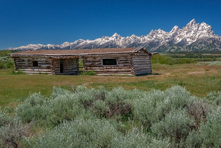 Cunningham Cabin Historic Site (Grand Teton National Park)