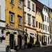 Casas antigas e bem preservadas