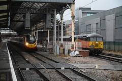 "Colas Rail Freight Class 56/3, 56302 ""Peco The Railway Modeller 2016 70 Years"" (37190 ""Dalzell"") Tags: colasrail orangeyellowblack vt virgintrains redsilver doncasterbuilt crewebuilt brush type5 grid class56 westcoast 11car alstom pendolino class390 class3901 56302 pecotherailwaymodeller201670years 56124 wcrc westcoastrailwaycompany thescarboroughspaexpress 1z25 railtour chartertrain preston"