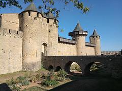 Chateau Comptal (bruno carreras) Tags: francia france ciudadela citadelle medieval castillo castle chateau pueblo town village carcasona carcassonne aude occitania