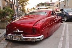 Ventura Nationals Cruise Night 2017 (USautos98) Tags: 1949 mercury fatboy traditionalhotrod streetrod kustom leadsled
