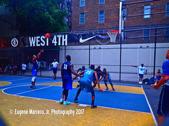 New York City (Themarrero) Tags: nyc ny newyorkcity newyork greenwichvillage olympusstylustoughtg4 4streetbasketball westfourthstreetcourts thecage west4thstreetleague basketball nycbasketball
