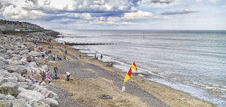 Withernsea Beach (explored)